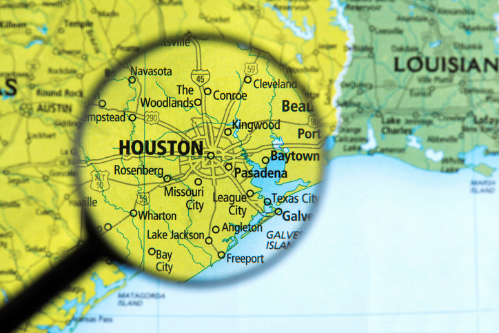Kingwood Texas Map Map of Houston   Hunter Real Estate Group
